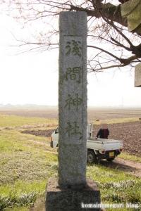 浅間神社(行田市須賀)3