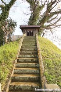 浅間神社(行田市須賀)6