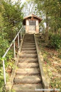 浅間神社(羽生市上新郷)5