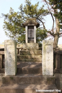 羽黒神社(羽生市下新田)6
