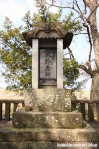 羽黒神社(羽生市下新田)7