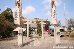 天神社(羽生市下新郷)1