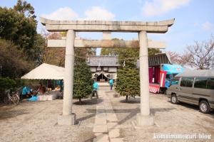 天神社(羽生市下新郷)2