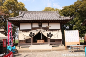 天神社(羽生市下新郷)3