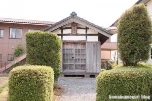 白山神社(羽生市下新郷)3