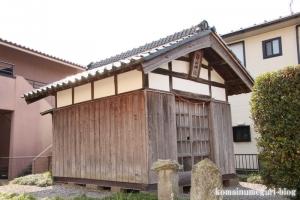 白山神社(羽生市下新郷)6