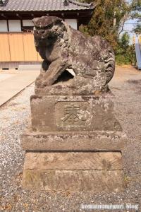 愛宕社(羽生市砂山)8