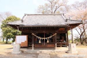 八幡神社(羽生市須影)12
