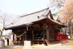 八幡神社(羽生市須影)13