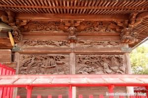 八幡神社(羽生市須影)15