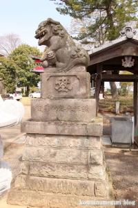 八幡神社(羽生市須影)21