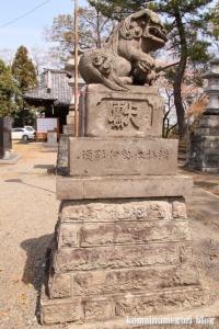 八幡神社(羽生市須影)26