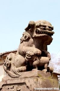 八幡神社(羽生市須影)27