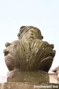 八幡神社(羽生市須影)24