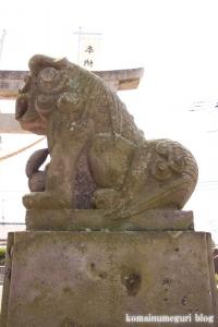 八幡神社(羽生市須影)28