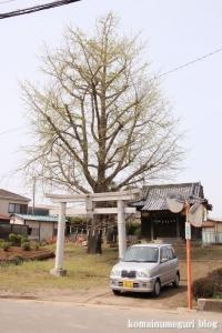 稲荷神社(羽生市下岩瀬)1