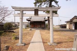 八幡神社(羽生市下岩瀬)2