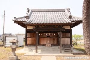 八幡神社(羽生市下岩瀬)4