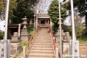 古江宮田神社(羽生市西)6