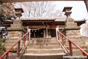 古江宮田神社(羽生市西)14