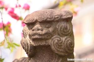 古江宮田神社(羽生市西)29