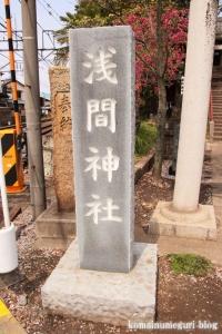 古江宮田神社(羽生市西)3