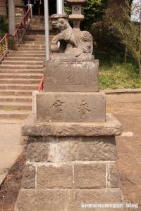 古江宮田神社(羽生市西)19