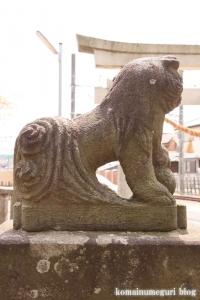 古江宮田神社(羽生市西)21