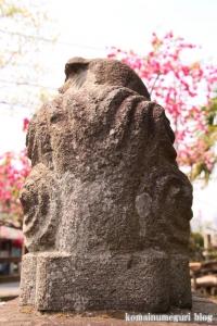 古江宮田神社(羽生市西)22