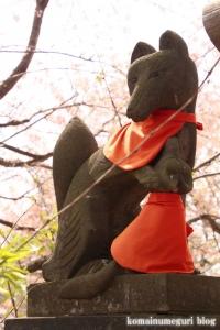 城堂稲荷神社(羽生市上新郷)5
