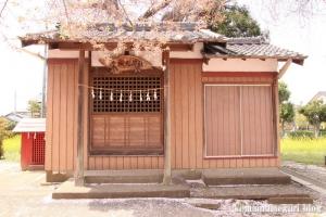城堂稲荷神社(羽生市上新郷)6