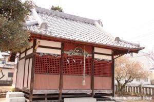 天神社(羽生市上新郷)7