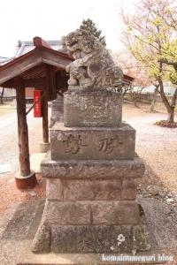 天神社(羽生市上新郷)9