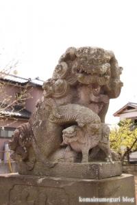 天神社(羽生市上新郷)14
