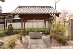 八幡社(羽生市桑崎)3