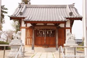 八幡社(羽生市桑崎)4