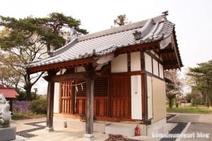 八幡社(羽生市桑崎)7