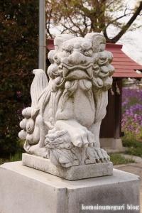 八幡社(羽生市桑崎)6