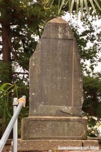 八幡社(羽生市桑崎)36