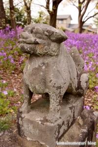 八幡社(羽生市桑崎)17