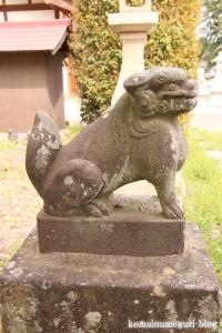 八幡社(羽生市桑崎)18