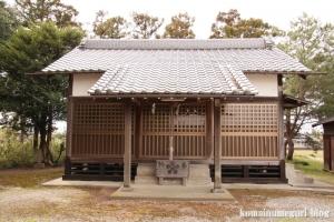 天神社(羽生市上川俣)8