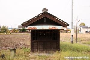天神社(羽生市上川俣)14