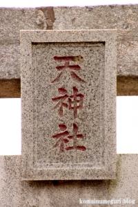 天神社(羽生市上川俣)2