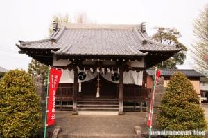 大白天神社(羽生市北)9