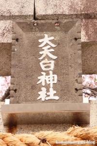 大白天神社(羽生市北)6