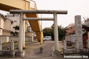 神明社(羽生市中央)1