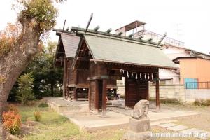 神明社(羽生市中央)11
