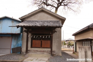 神明社(羽生市中央)24