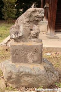 神明社(羽生市中央)17